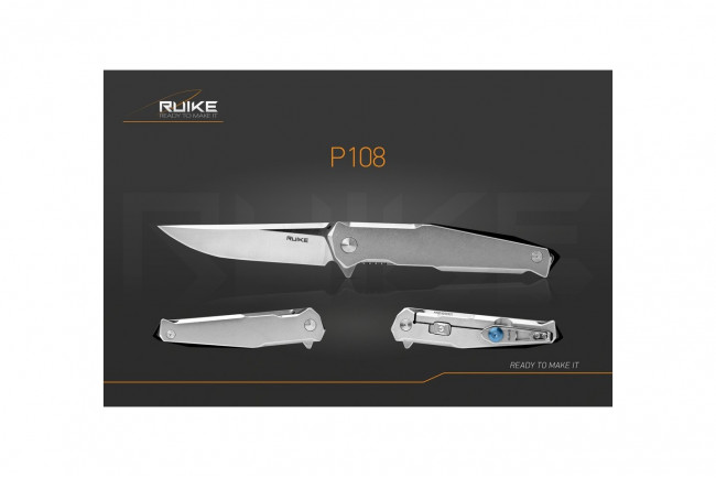 Ruike P108SF - Couteau 210mm